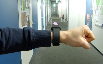 smart watch, AR